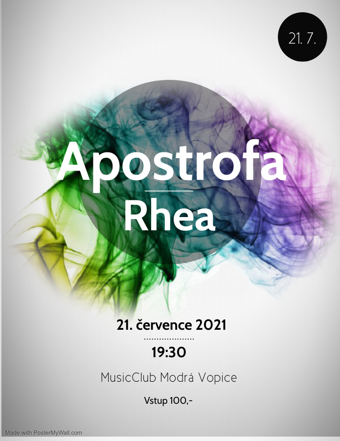 Apostrofa + Rhea