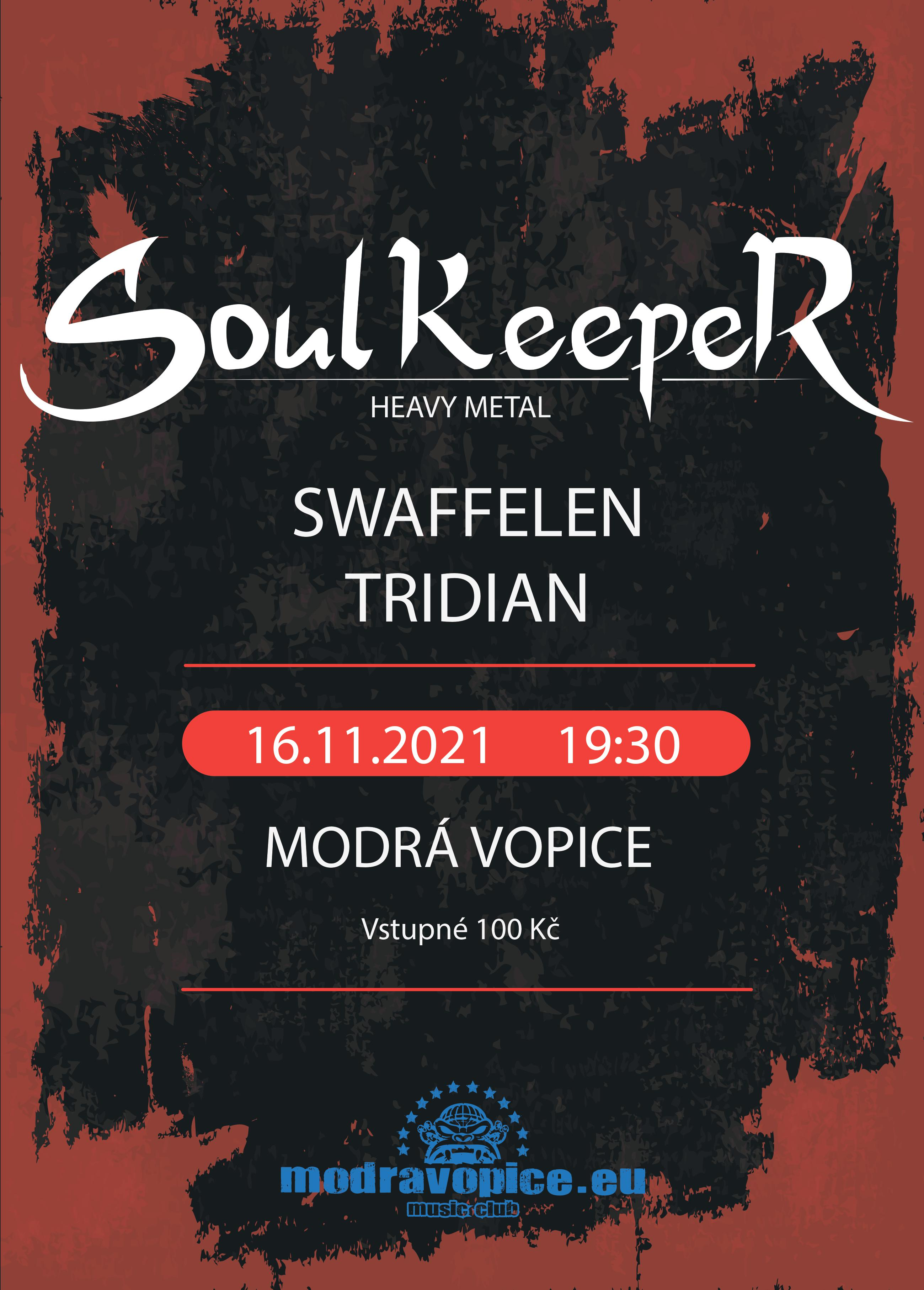 plakat Soul Keeper