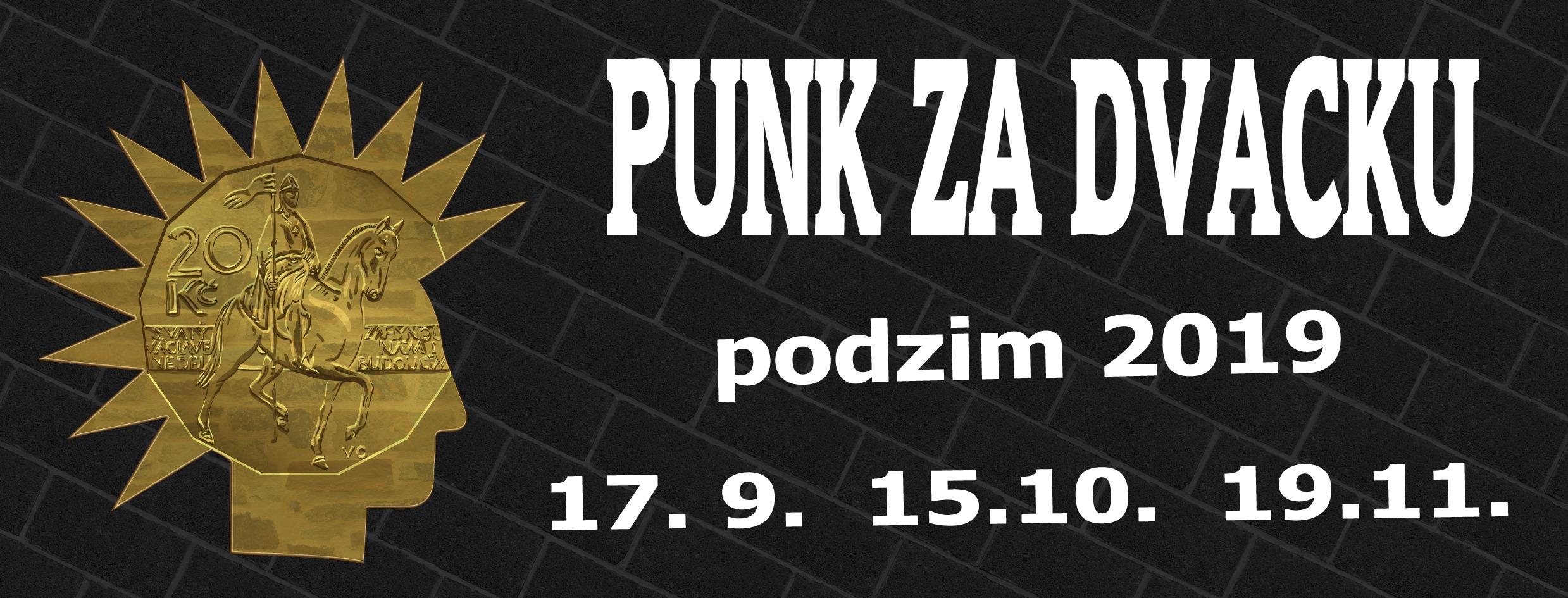 punk za dvacku